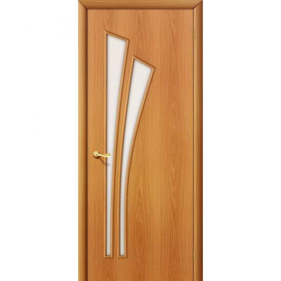 Дверь межкомнатная остеклённая Белеза
