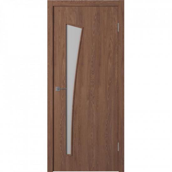 Дверь  остеклённая Белеза