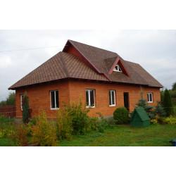 Кирпичный дом 170м2