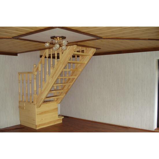 Срубовой дом 98м2