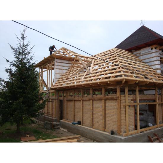 Реконструкция дома.